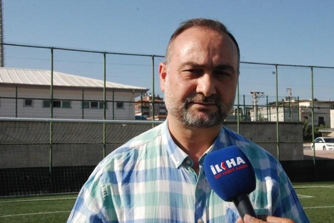 Adıyaman'da Kur'an kursu talebeleri arasında futbol müsabakası düzenlendi