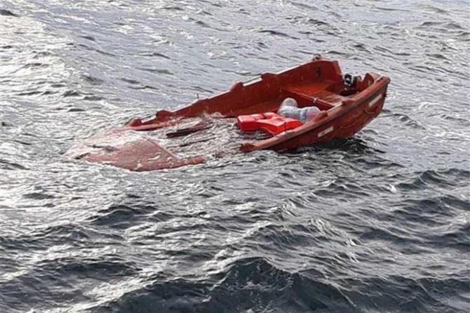Ege Denizi'nde tekne faciası: 6 ölü