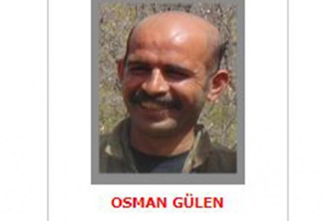 Gri listedeki PKK'li Diyarbakır Lice'de öldürüldü
