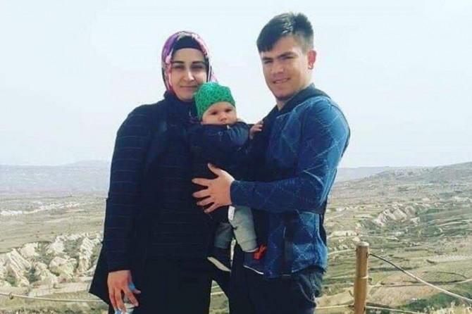 PKK tarafından katledilen anne ve bebeği için tören düzenlendi