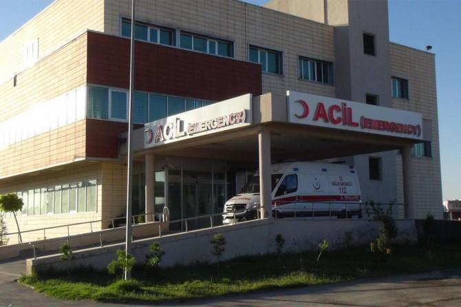 Çınar'da otomobilin çarptığı Fatih Balta ağır yaralandı