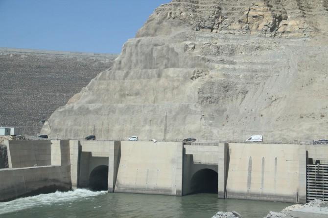 Ilısu Barajı dünyanın en büyük projelerinden biri