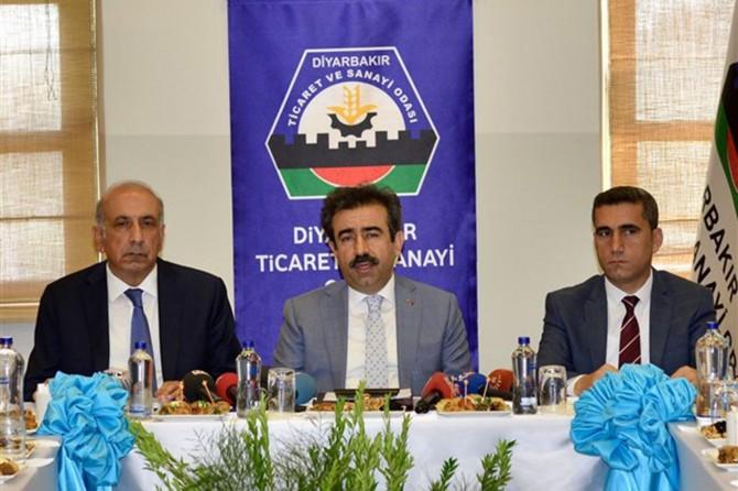 Diyarbakır'da ülkenin kaderini etkileyecek önemli çalışmalarımız sürüyor