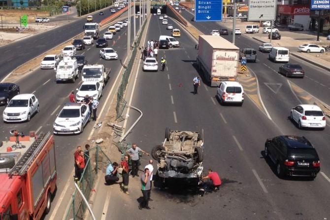 Diyarbakır Kayapınar'da alınmayan tedbir 2'nci bir kazaya neden oldu