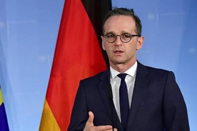 Alman bakan: İran'da rejim değişikliği büyük sorunlara yol açar