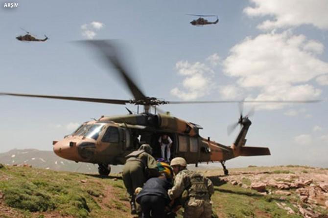 Hakkari Çukurca'da havanlı saldırı: 6 asker yaralı