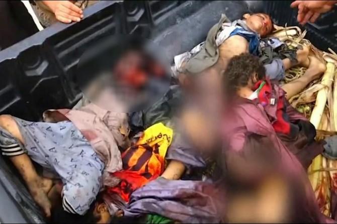 Kaolîsyona Siûd li Yemenê êrîşî serwîsa xwendekaran kir: 39 şehîd 51 birîndar