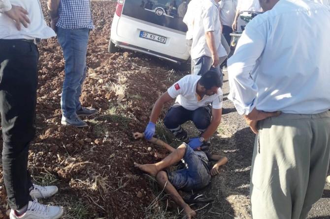 Adıyaman Kahta'da aracın çarptığı çocuk hayatını kaybetti