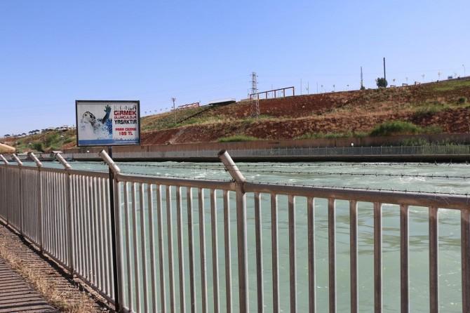 Şanlıurfa Harran'da sulama kanalına düşen kız çocuğu boğuldu