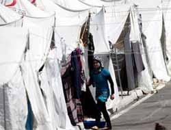 Suriyelilerin Barındığı Çadırkent'te Kavga:1 ölü