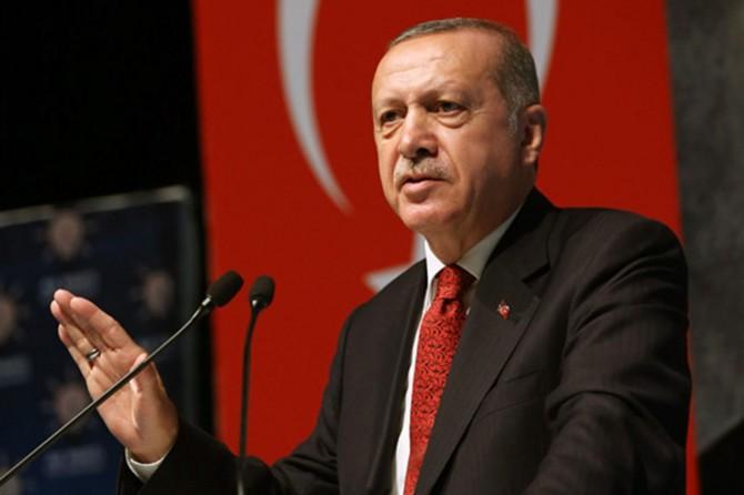 Cumhurbaşkanı Erdoğan ABD'nin Türkiye'yi tehdit ettiğini açıkladı