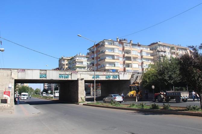 Kaderine terk edilen Alipınar Köprüsü dizayn ediliyor