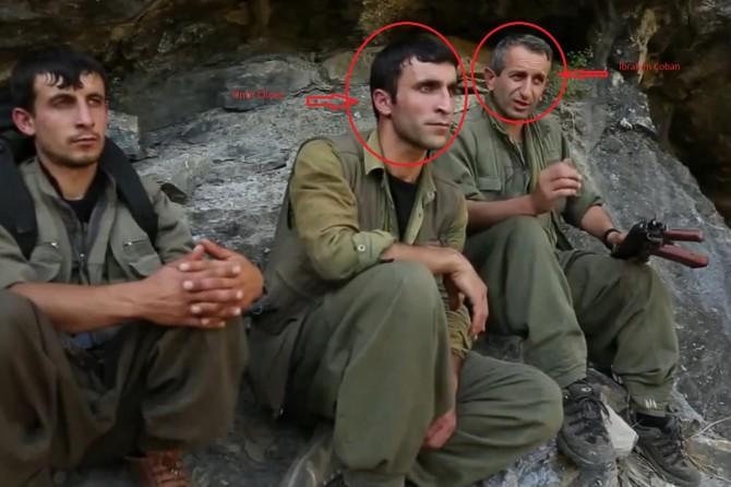 Kırmızı listedeki öldürülen PKK'li tartışmalı belgeselde rol almış