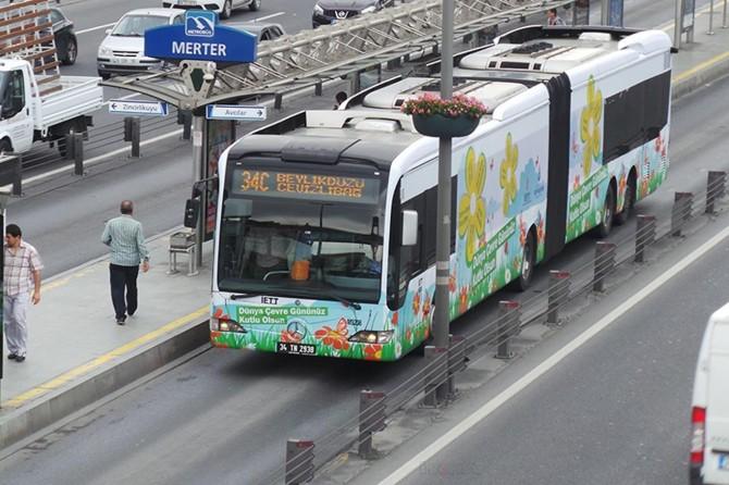 Toplu ulaşıma yüzde 50 bayram indirimi