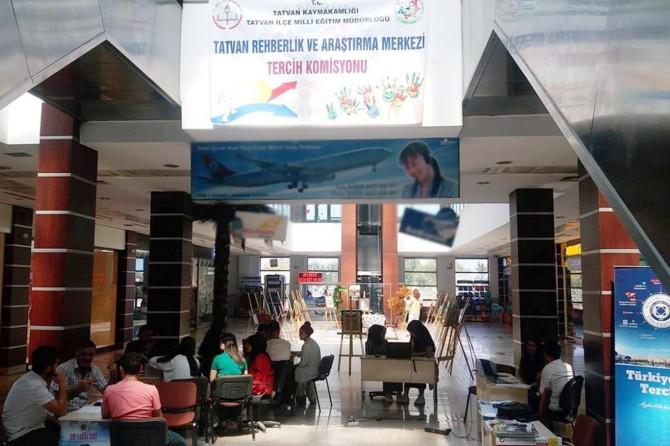 Üniversite adayları için tercih komisyonu kuruldu