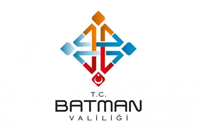 Batman Valiliğinden patlamaya ilişkin açıklama