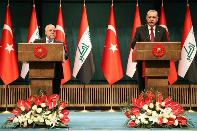 PKK'nın Irak'tan temizlenmesi istikametinde görüş birliğine vardık