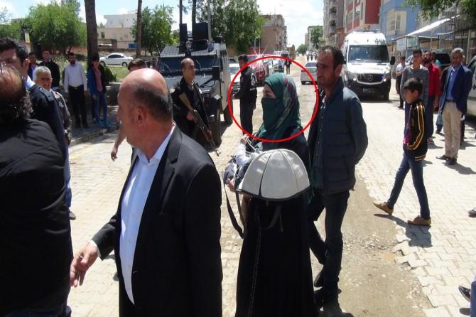 Çınar'da silahlı saldırıda yaralanan Suriyeli kadın hayatını kaybetti