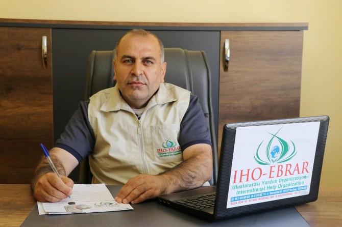 IHO-EBRAR'dan hayırseverlere kurban çağrısı