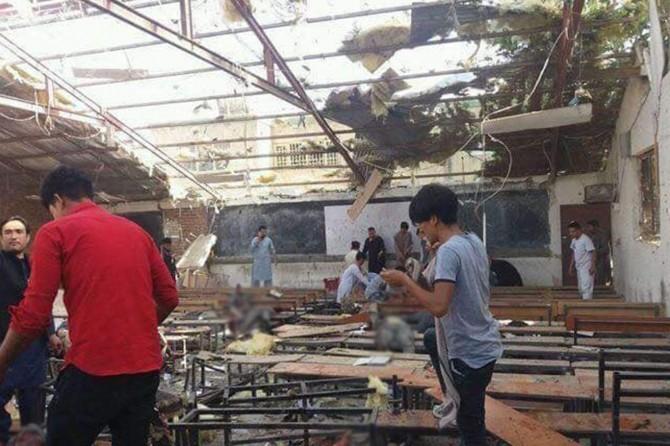 Li Efxanistanê êrîş: 63 mirî