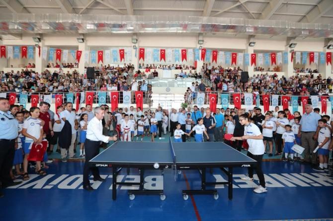 Gaziantep'te yaz okullarından 4 bin 565 öğrenci mezun oldu
