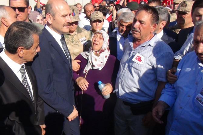 Adıyaman'da hayatını kaybeden askerler memleketlerine uğurlandı