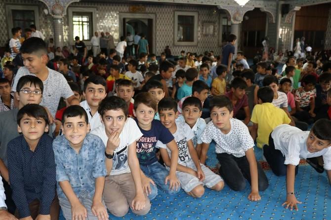 Bingöl'de yaz Kur'an kursu kapanış programı düzenlendi
