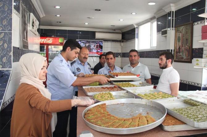 Bitlis'te bayram öncesi denetimler artırıldı