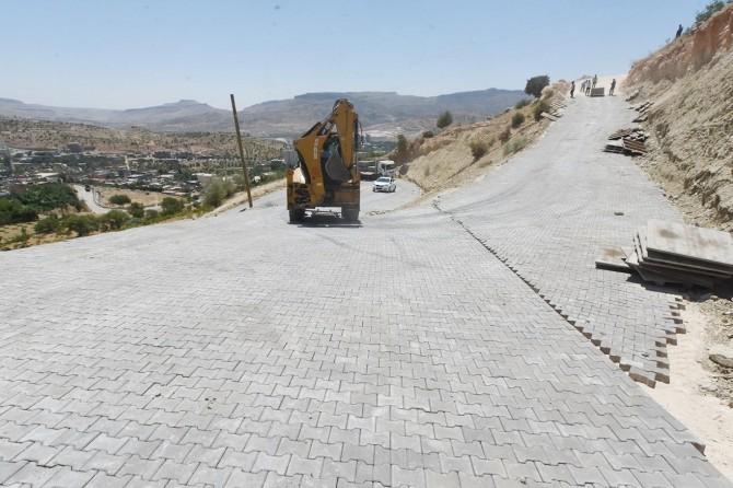 Mardin Kabala mahallesinin yol sorunu bitiyor