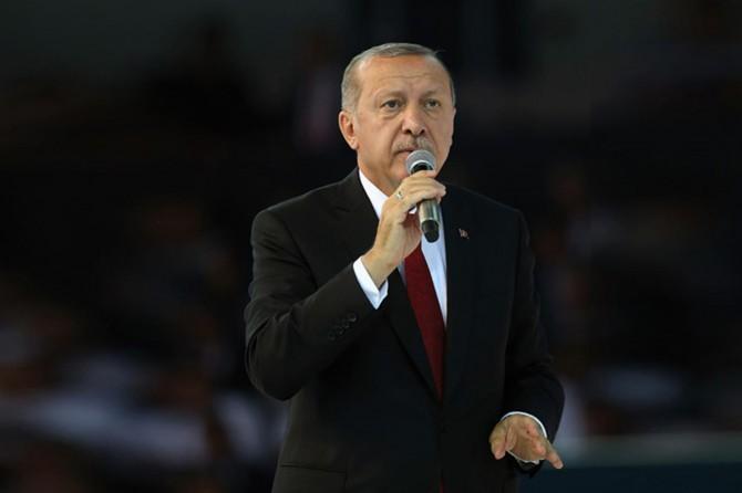 Erdogan: Me leystikê dît û em qaqibo dikin
