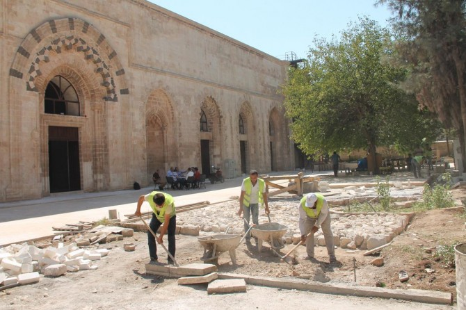 Kızıltepe Ulu Camii 3 yıl aradan sonra ibadete açılıyor