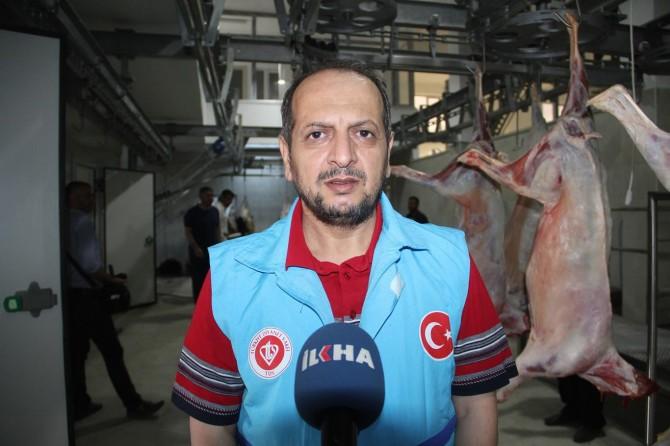 Mardin Midyat'ta binlerce aileye kurban eti dağıtılacak