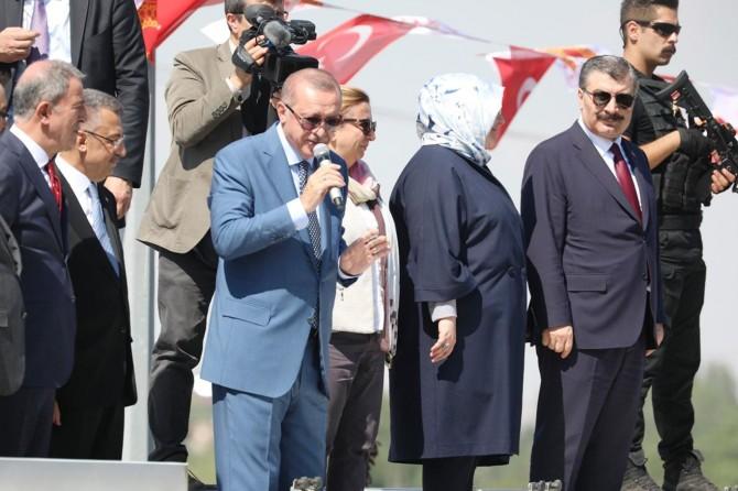 Erdoğan: O fetihleri biz göremeyeceğiz