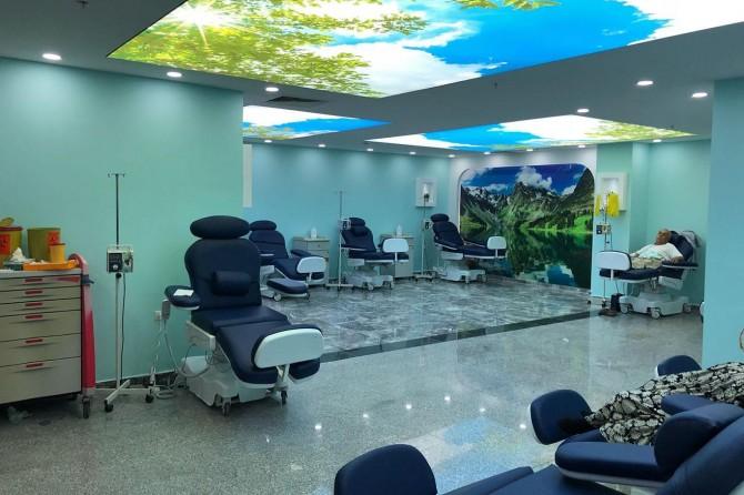 Mardin Devlet Hastanesi Kemoterapi ünitesinin kapasitesi artırıldı