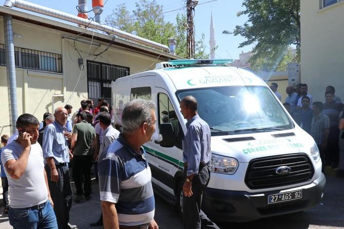 Gaziantep Araban'da gölete giren müdür yardımcısı boğuldu