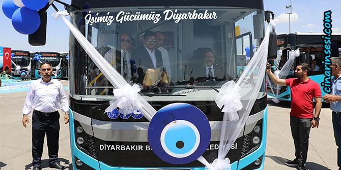 Diyarbakır Hani belediye otobüs saatleri