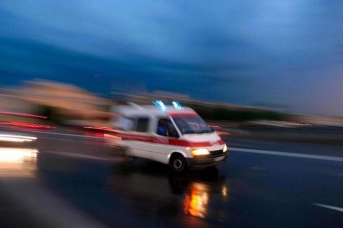 Mersin'de yolcu midibüsü devrildi: 12 yaralı