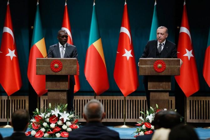 Cumhurbaşkanı Erdoğan: ABD FETÖ'ye para ödüyor