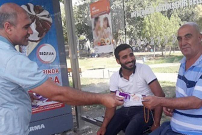 Diyarbakır'da önlenebilir hastalıklara karşı bilgilendirme