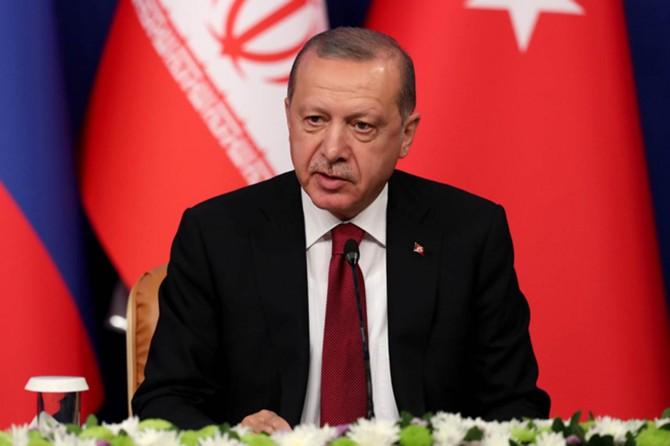 Cumhurbaşkanı Erdoğan'dan üçlü zirve açıklaması