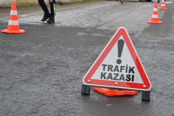 Manisa Sarıgöl'de işçileri taşıyan otobüs devrildi: 32 yaralı