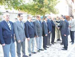 Diyarbakır Valisi Mustafa Toprak, Çermik ve Çüngüş'ü Ziyaret Etti