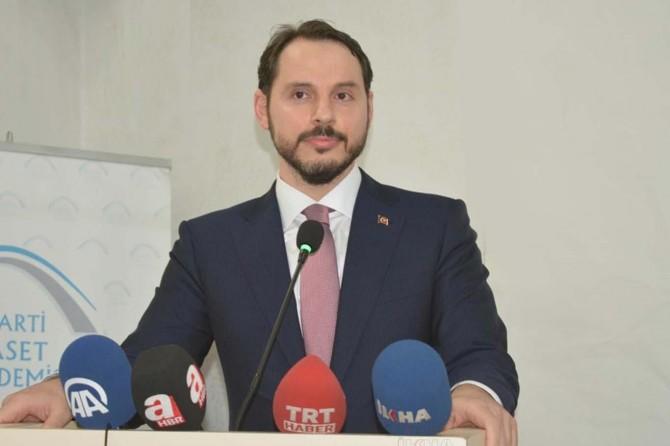 Bakan Albayrak: Ekimden itibaren enflasyon düşüşe geçecek