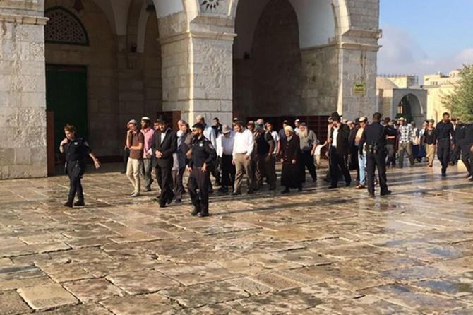 Hamas: Di çarçoveya planên Amerîka de êrîşên li ser Mescîda Eqsayê zêde dibin