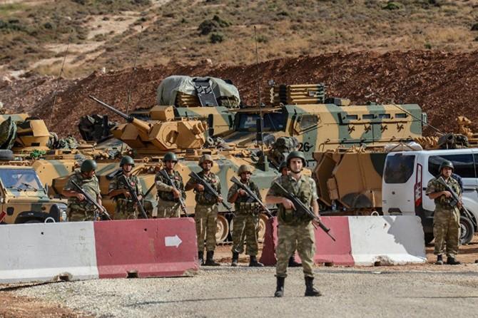 Türkiye'den İdlib'e Takviye Kuvvet