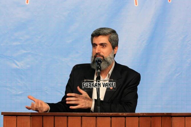 Mahkeme Alparslan Kuytul'un 41 yıl hapsini istedi