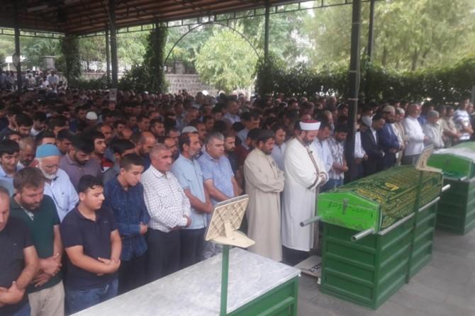 Şeyh Mustafa Çilenti son yolculuğuna uğurlandı