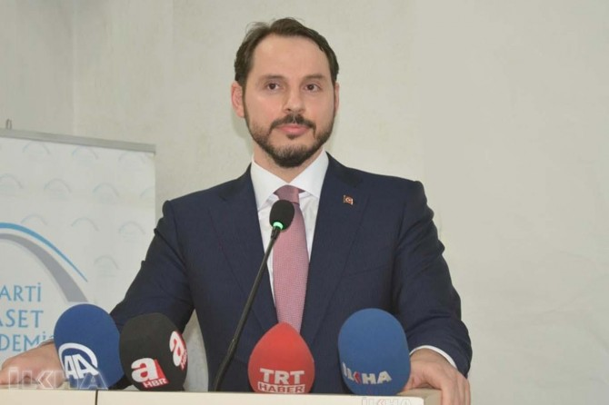 Inflation will fall after October: Minister Albayrak