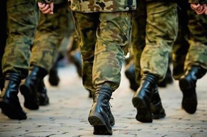 İlk bedelli askerler bugün teslim oldu