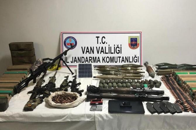 Van Gürpınar'da 1 PKK'li yakalandı